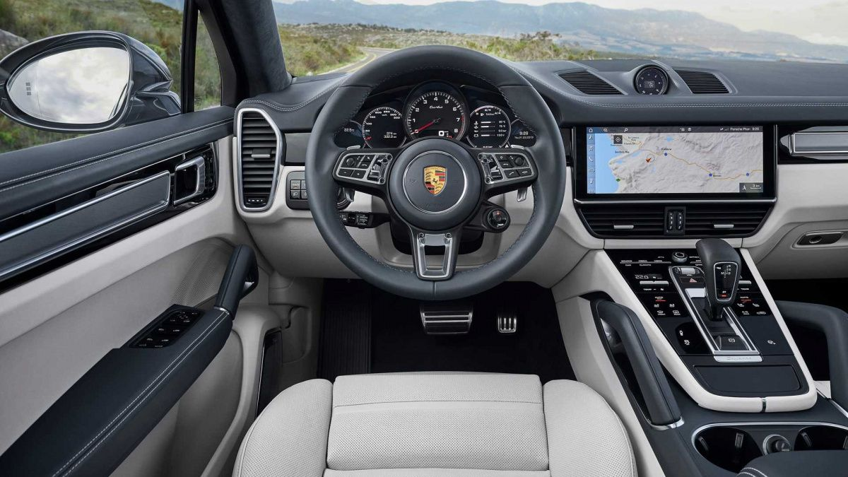 Обзор нового Porsche Cayenne Coupe 2