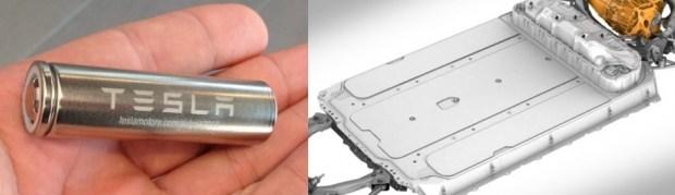 Компания Tesla запатентовала аккумулятор-миллионник 1