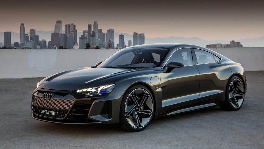 Audi RS превратится в электрокар 1