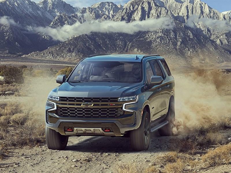 Chevrolet Tahoe заслужил новую версию 1
