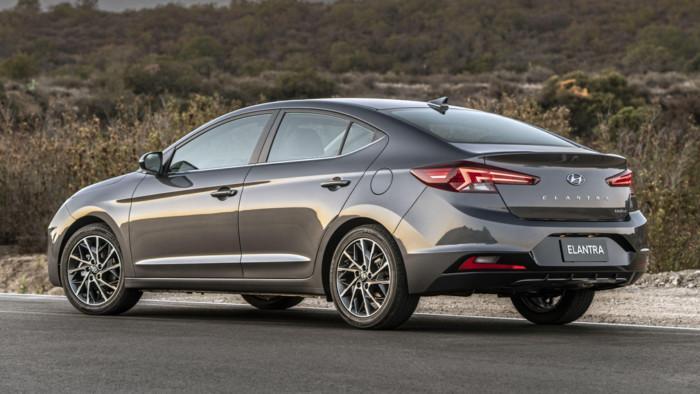 Новый Hyundai Elantra готовится к покорению авторынка 1