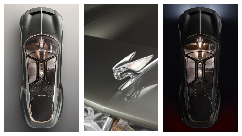 Bentley готовит свой первый электромобиль к 2025 году 1