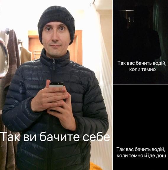 Пешеходам наглядно показали, в какой одежде не нужно ходить зимой 1