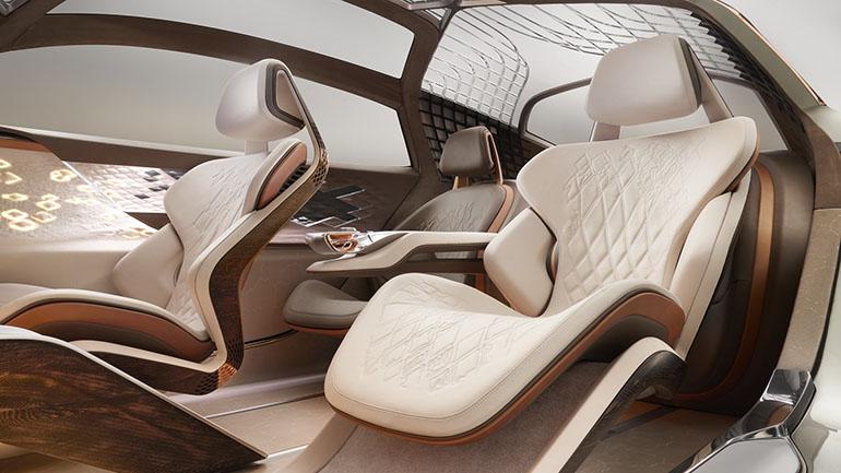 Bentley готовит свой первый электромобиль к 2025 году 2