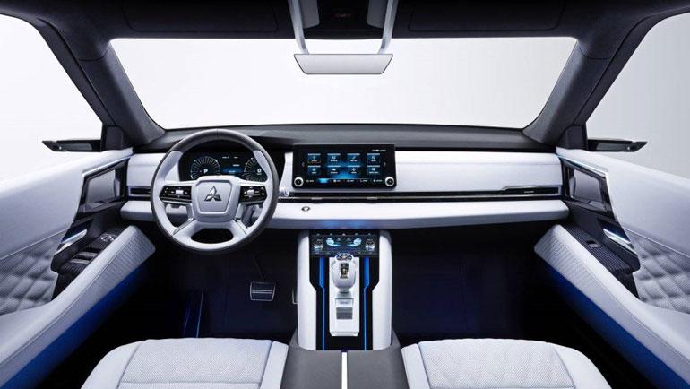 Новый Mitsubishi Outlander появится в 2020 году 1