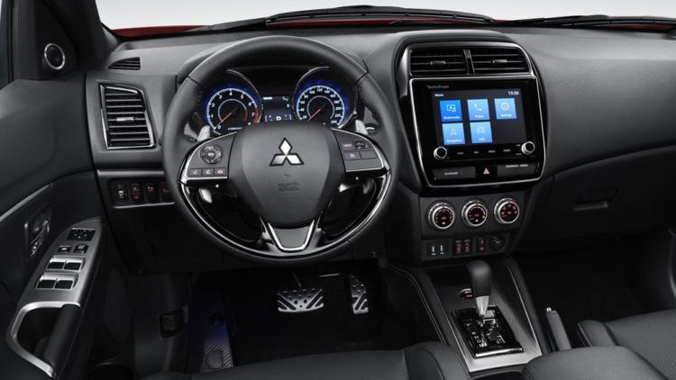 Рассекречен последователь Mitsubishi ASX 2