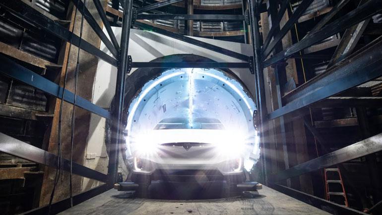 Илон Маск создаст подземные дороги для электрокаров 1