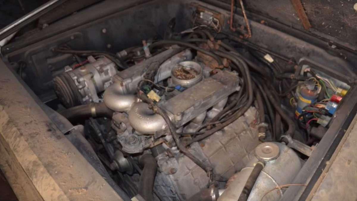 В старом гараже найдено легендарное авто из фильма «Назад в будущее» 2