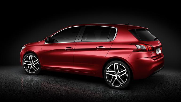 Peugeot 308 нового поколения станет гибридом 2