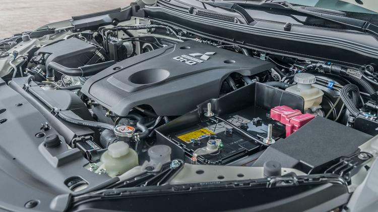 Mitsubishi говорит «нет» дизельным моторам 1
