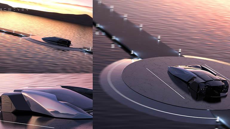 Представлен будущий автономный автомобиль Lincoln 1