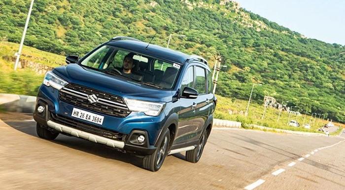 Кроссвэн Suzuki X7L выходит в продажу 1