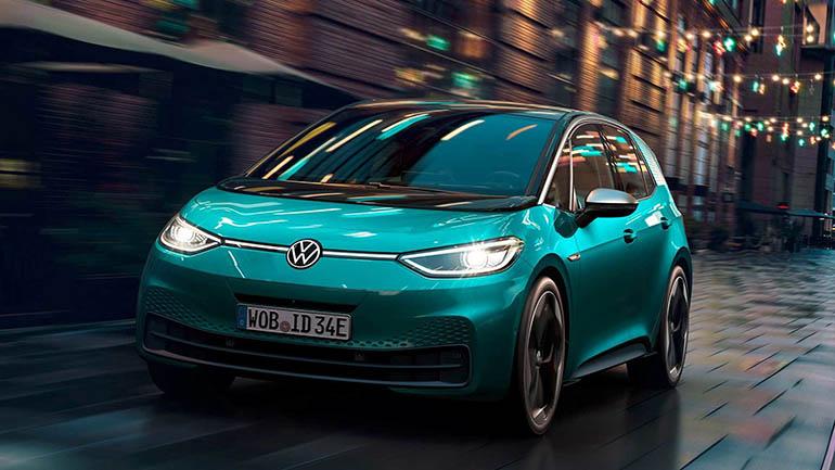Volkswagen опережает график производства электромобилей 1
