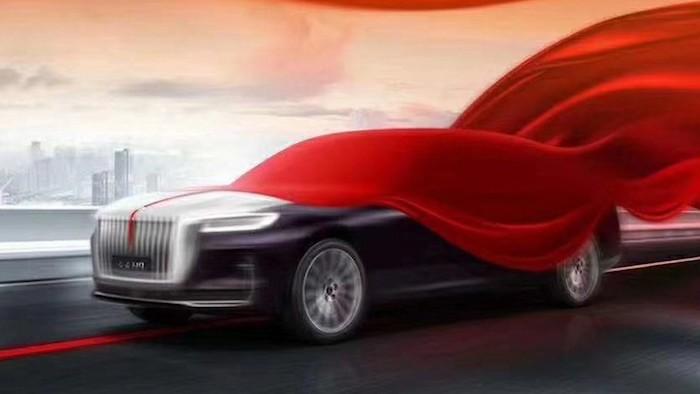 Роскошный седан Hongqi H9 готовится к выходу в продажу 1