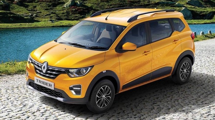 Доступный компактвэн Renault Triber вышел на глобальный рынок 1