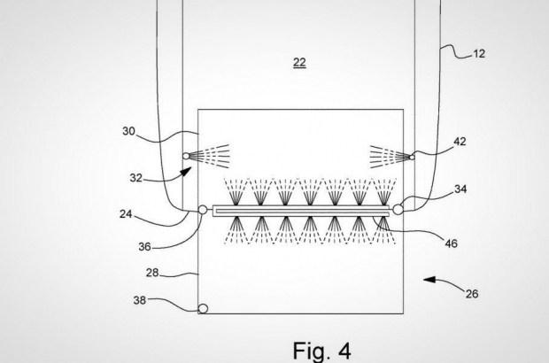 Ford запатентовал открывающуюся «радиаторную решетку» 1