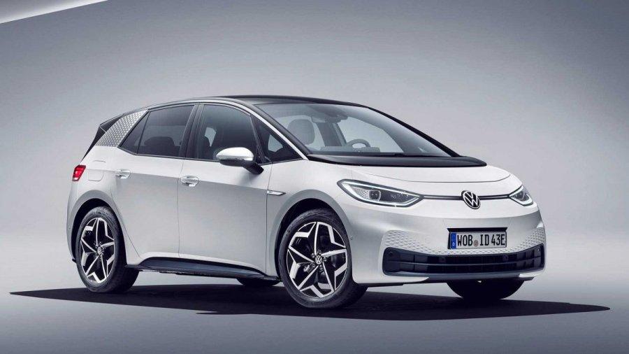 Volkswagen в 2020 году представит 34 новинки 1