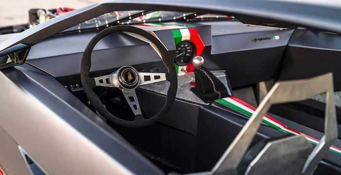 «Суперкар-мутант», сделанный из Lamborghini, продадут на аукционе 2