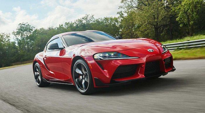 Новая Toyota Supra оказалась быстрее BMW Z4 на Нюрбургринге 1
