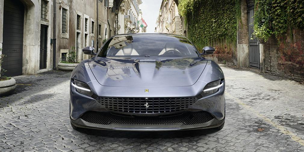 В Ferrari назвали «ошибкой» идею создания женского суперкара 1