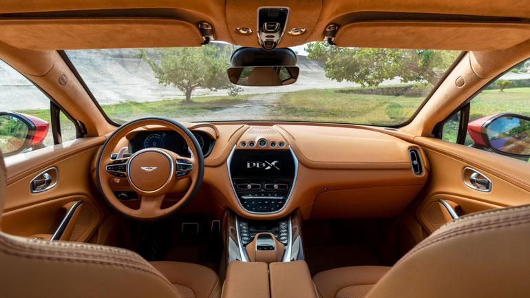 Aston Martin возлагает большие надежды на свой DBX 2