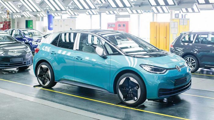 Первый электрокар марки Volkswagen «отличился» серьезным недостатком 1