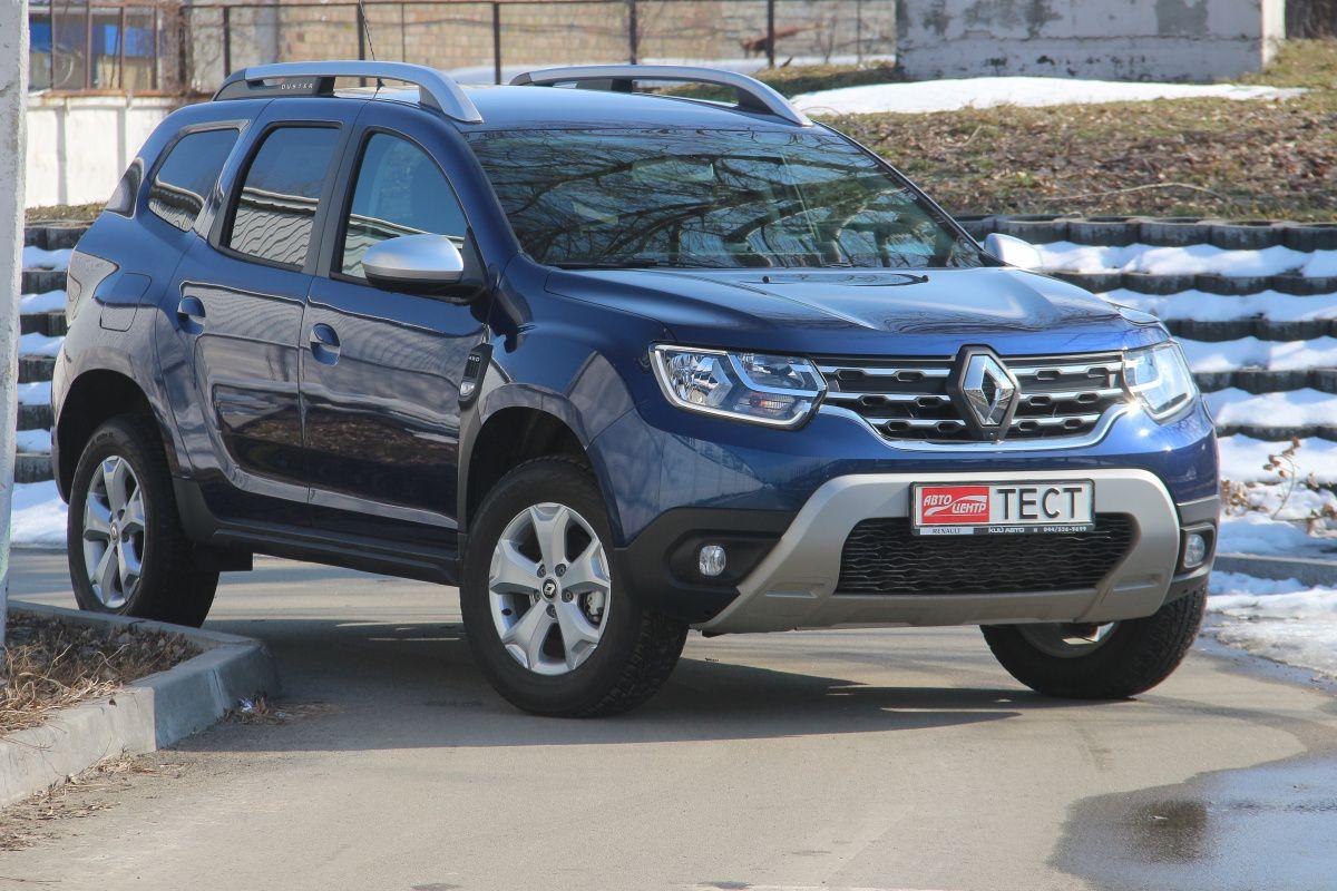 Тест-драйв Renault Duster 2018 года 1