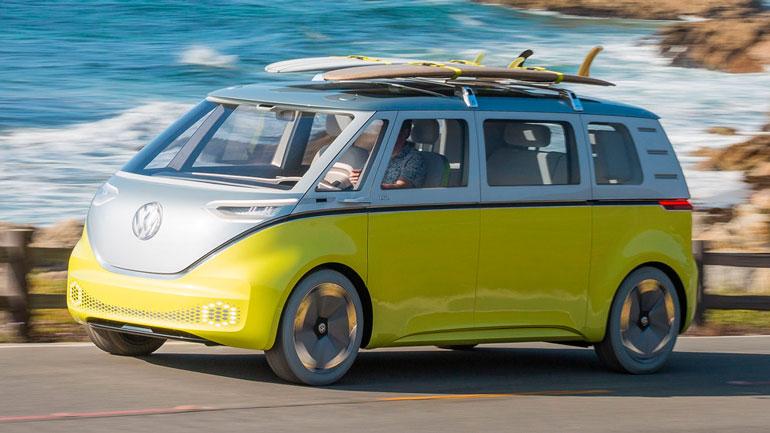 Volkswagen I. D. Buzz будет серийной моделью 1