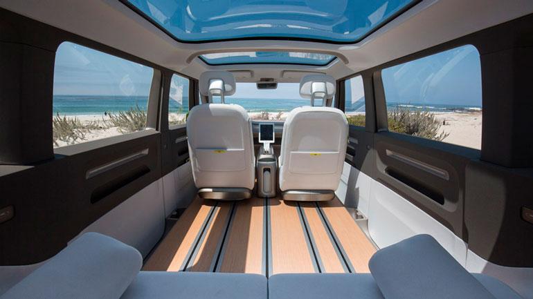 Volkswagen I. D. Buzz будет серийной моделью 2