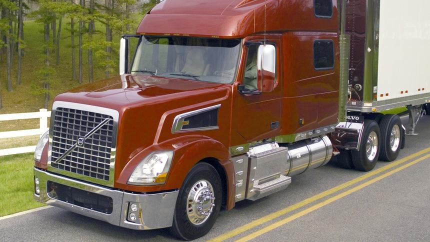 Volvo будет делать грузовики совместно с Isuzu 1