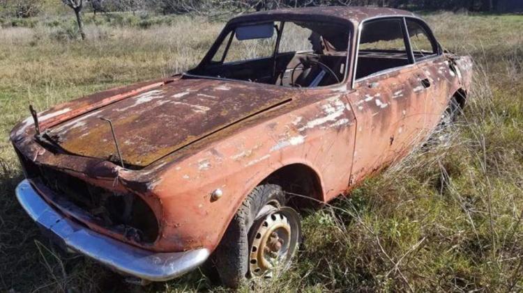 В США отыскали десять классических Alfa Romeo по 75 долларов за штуку 2