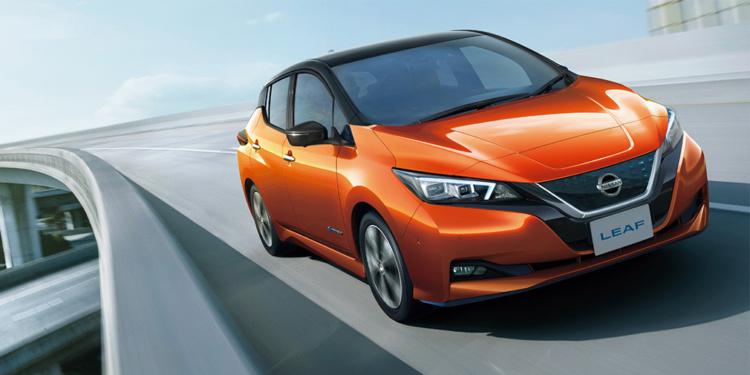 Nissan Leaf получил усовершенствованную систему автопилота 1