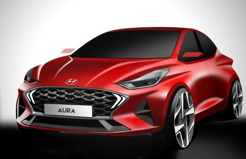 Компания Hyundai продемонстрировала первое изображение нового седана 1