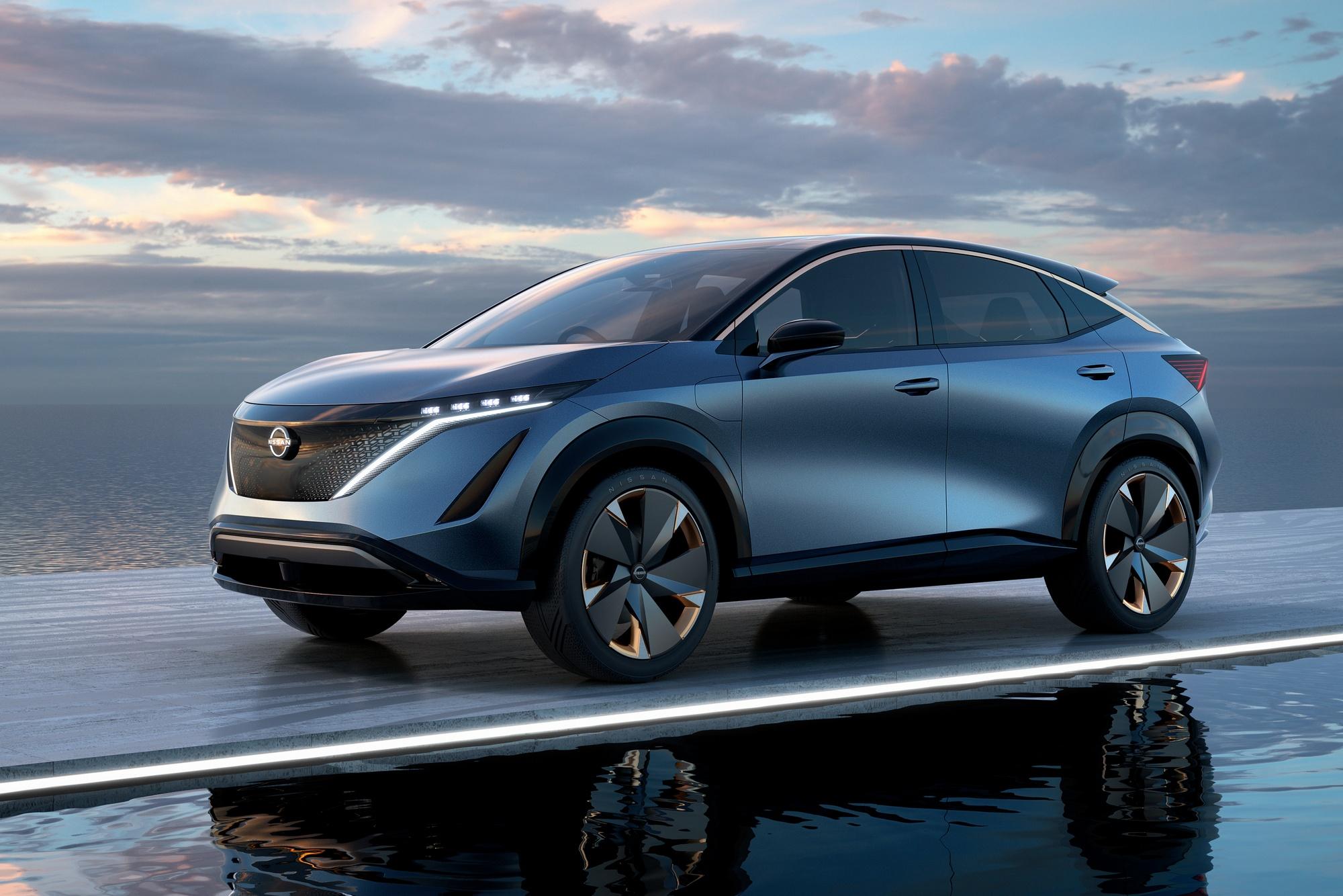 Nissan намерен полностью обновить линейку кроссоверов 1