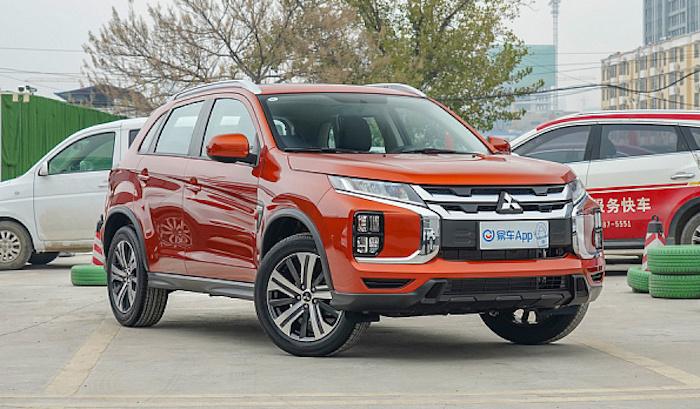 Обновленный Mitsubishi ASX вышел в продажу 1