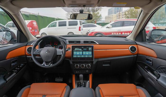 Обновленный Mitsubishi ASX вышел в продажу 2
