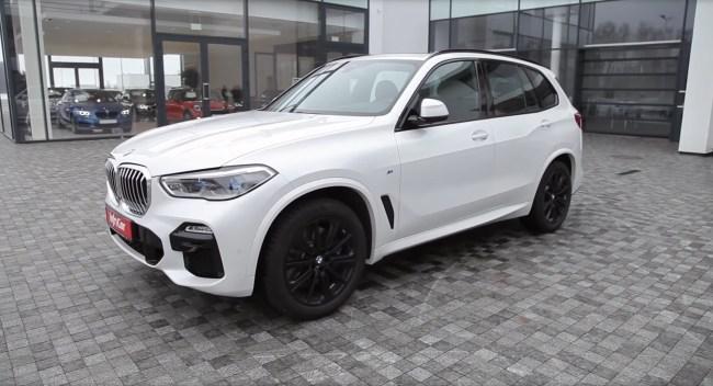 «Не такой как все»: тест-драйв BMW X5 G05 1