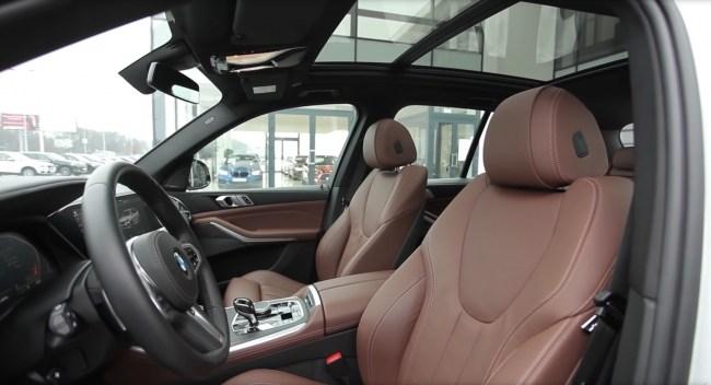 «Не такой как все»: тест-драйв BMW X5 G05 3