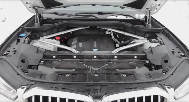 «Не такой как все»: тест-драйв BMW X5 G05 4