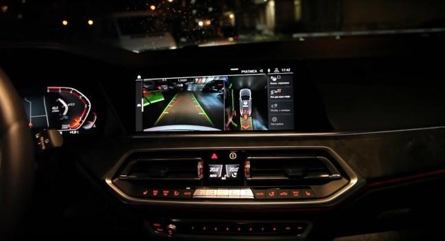 «Не такой как все»: тест-драйв BMW X5 G05 6