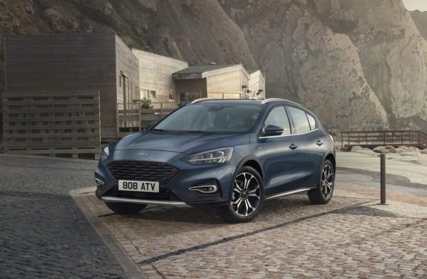 Продажи модели Ford Focus в Европе бьют рекорды 2