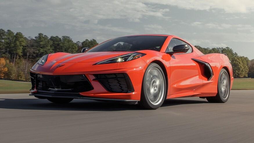 Первую партию нового Chevrolet Corvette распродали до старта производства 1