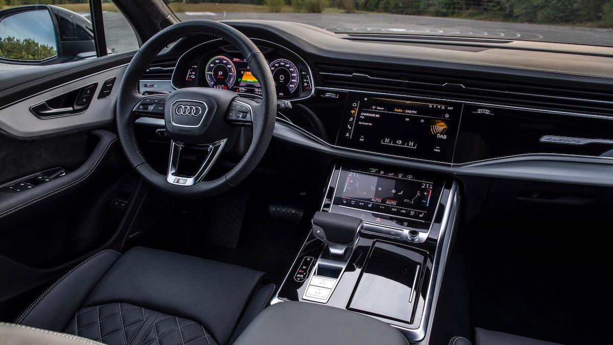 Audi Q7 стал 456-сильным гибридом 3