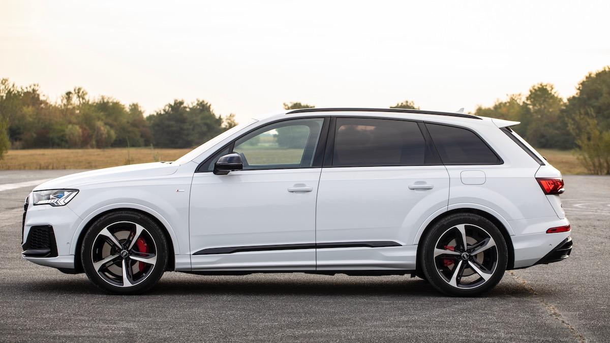 Audi Q7 стал 456-сильным гибридом 2