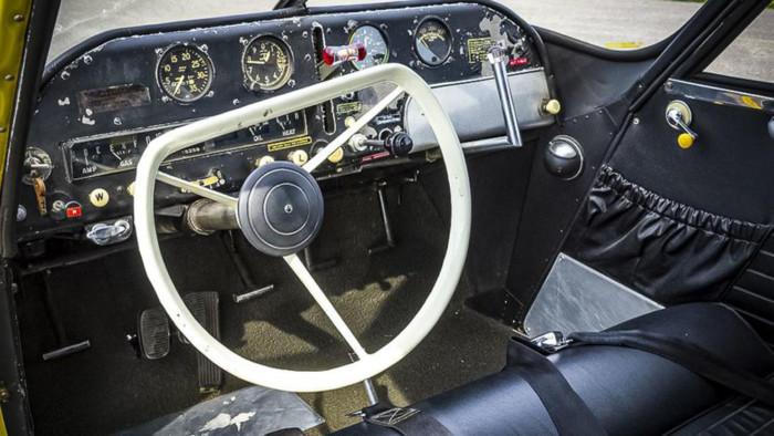 Уникальный летающий автомобиль 1949 года пустят с молотка 2