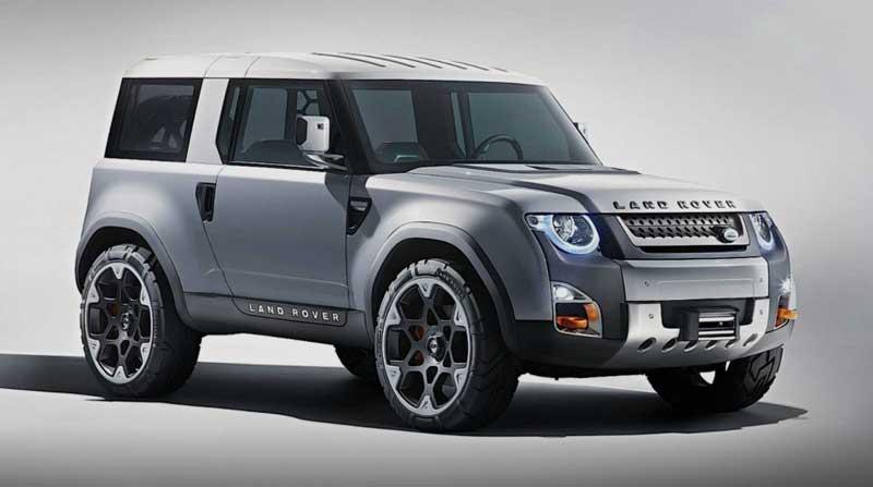 Land Rover Defender может обзавестись «младшим братом» 1
