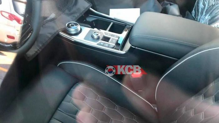 Опубликованы фото интерьера нового Kia Sorento 1