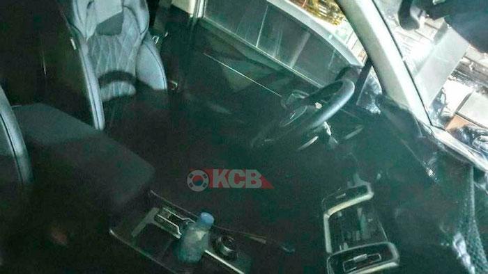 Опубликованы фото интерьера нового Kia Sorento 2