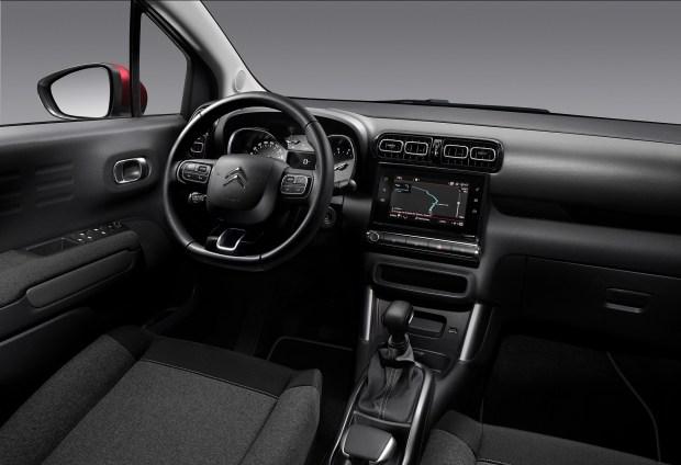 Citroen запускает линейку C-Series для своих моделей 2