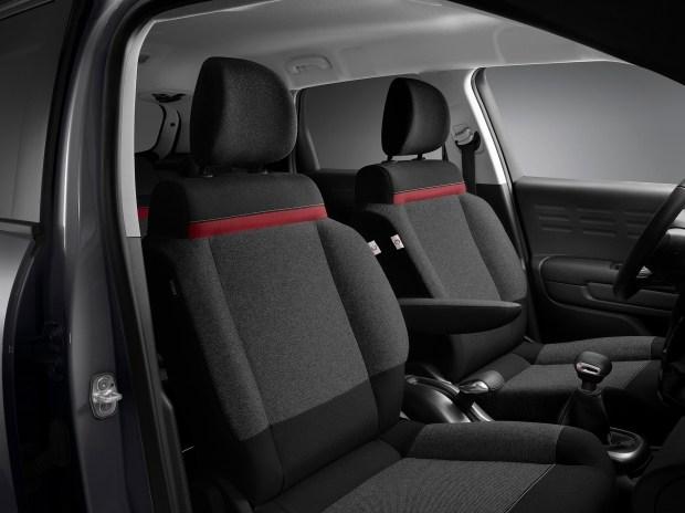 Citroen запускает линейку C-Series для своих моделей 3
